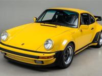 1988 Porsche 911 Turbo VIN: WP0JB0939JS050607 Paint to