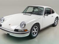 1973 Porsche 911 S VIN: 9113300912 Complete restoration