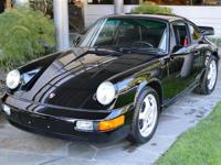 1993 Porsche 911 RS America VIN: WP0AB2968PS419150 This