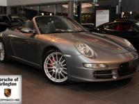 This is a Porsche, 911 for sale by Porsche of