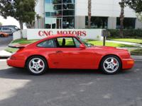 1993 Porsche 964 RS America The RS America is a