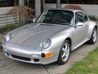 1998 Porsche 911 C2S Carrera S VIN: WP0AA2998WS320601