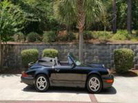 Up for sale is a 1991 Porsche 911 Carrera 2. 3.6L