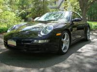 007 PORSCHE 911 CARRERA 4S, 6 Speed Manual with only