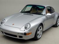 1998 Porsche 993 Carrera C2S VIN: WP0AA2994WS320370