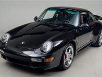 1996 Porsche 993 Turbo VIN: WP0AC2996TS375926