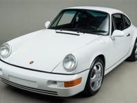 1992 Porsche 911 Carrera Cup VIN: WP0AB2961NS420556