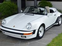 1989 Porsche 911 Speedster VIN: WP0EB0917KS173310 22656