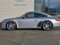 2007 Porsche Carrera S Coupe finished in GT Silver
