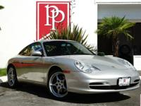 This 2003 Porsche 911 X51 Carrera Coupe, finished in