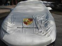 Porsche 911 car cover, top-quality, fitted cover, with