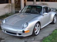 1997 Porsche 911 Turbo VIN: WP0AC2993VS375790 Andial