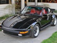 1987 Porsche 911 Turbo Slantnose VIN: WP0JB0939HS051296