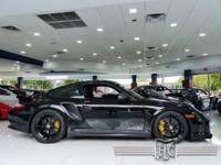 This 2011 Porsche 911 2dr GT2 RS Coupe features a 3.6L