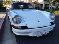 1972' Porsche 911 S - COUPE -. The 1972' Porsche 911