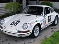 1968 Porsche 911 T Jezebel VIN: 11820809 The famous