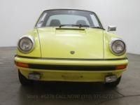 1974 Porsche 911 Targa 1974 Porsche 911 Targa with