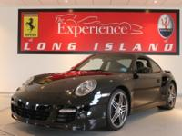 2007 Porsche 911 Turbo coupeWith only 4,651 miles this
