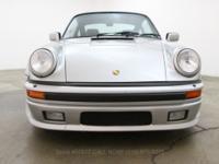 1988 Porsche 930 Turbo Sunroof Coupe1988 Porsche 930