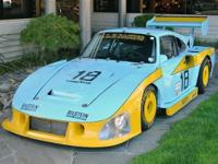1981 Porsche 935 JLP-3 IMSA Chassis: JLP-3 The only car