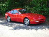 1987 Porsche 944 Turbo $18,500 Firm. Only 31,000