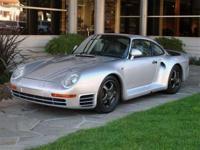 1987 Porsche 959 VIN: WPOZZZ95ZHS900165 Canepa