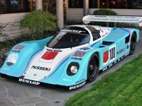 1991 Porsche 962C Team Trust VIN: 962-170 Team Trust