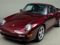 1997 Porsche 993 Twin Turbo VIN: WP0AC2993VS375997