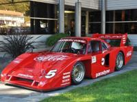 Porsche 935 Bob Akin Coca Cola Le Mans This is Bob