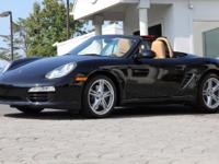 2010 Porsche Boxster Convertible   *Black Exterior with