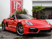 Only 6,882 miles on this scintillating 2015 Porsche