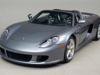 2004 Porsche Carrera GT VIN: WP0CA29844L001171