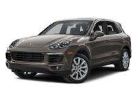This is a Porsche, Cayenne for sale by Porsche of