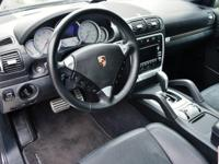 2009 Porsche Cayenne Turbo S finished in Lava Grey