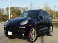 Up for sale is our 2013 Porsche Cayenne Turbo. It is