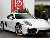 This 2015 Porsche Cayman GTS is a highly desirable