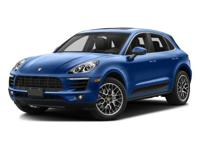 This Executive Demo Macan S comes equipped with