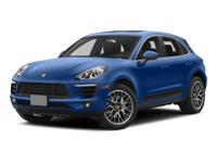 Terrific custom build 2015 Porsche Macan S ALL WHEEL