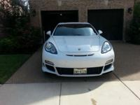 2012 Porsche Panamera Custom Wide Body Show Car THIS IS