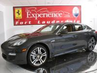This is a Porsche, Panamera for sale by