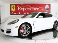 This is a Porsche Panamera for sale by Ferrari-Maserati
