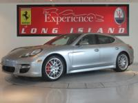 2010 Porsche Panamera Turbo With only 3,200 miles this