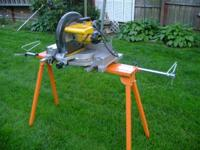 For Sale New Port A Mate Pm 3800 Miter Saw Stand with