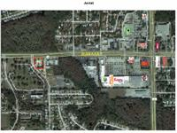 .96+/- acre vacant lot situated at the SEC of the