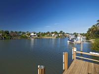 Situated on approximately 105 feet of water frontage