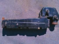 Good condition port (left) side exhaust manifold with