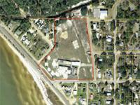 8.17 Acre tract directly across the road from St.