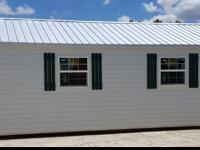 16'x40' Lofted Cabin shell, storage shed, lake house,