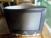 GOOD USED COLOR TELEVISION $45.00 LOOKS A LITTLE ROUGH