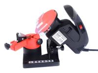 This is our electric chain saw sharpener which is